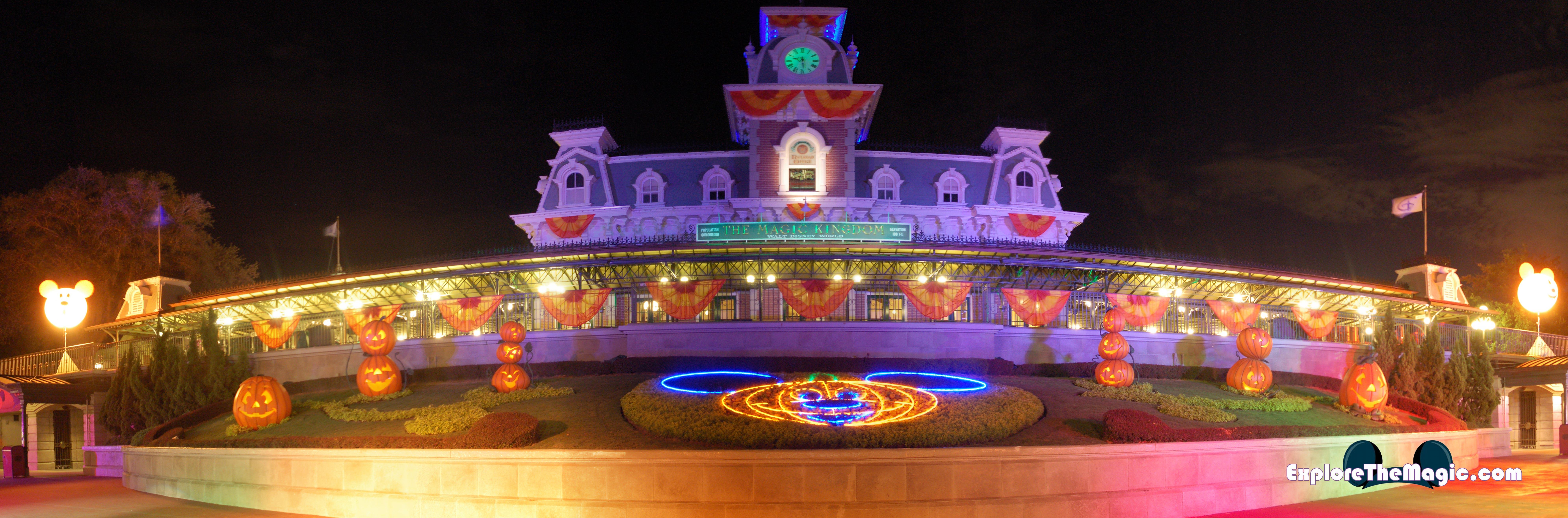 Mickey's Not So Scary…  