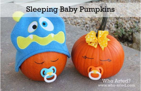 SleepyBabyPumpkins